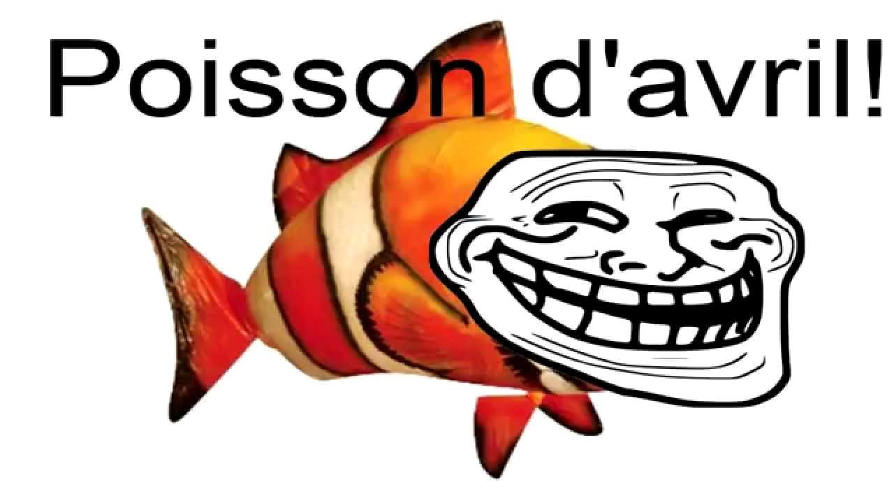 Le troll du poisson d'avril 2014 - YouTube