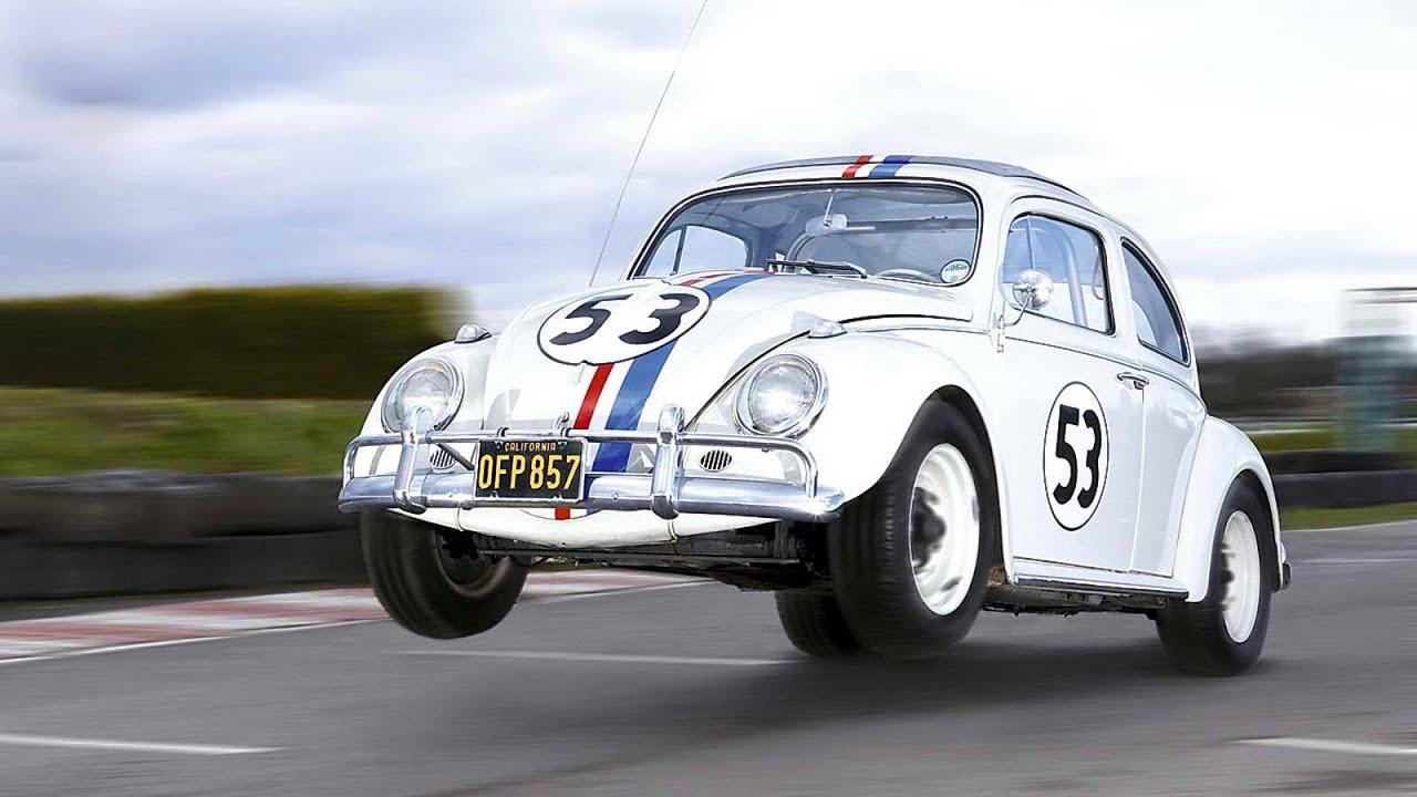 GTA4 HERBIE The Love Bug Driving ALONE - Volkswagen Beetle ...