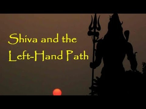 Shiva and the Left-Hand Path - YouTube
