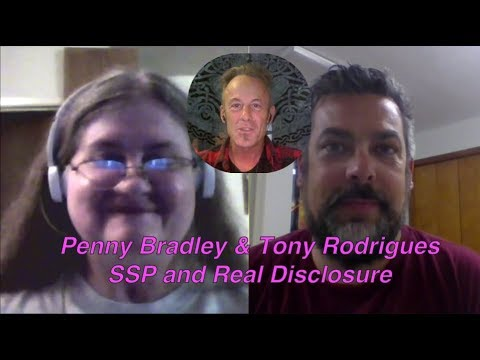 Penny Bradley & Tony Rodrigues: SSP & Real Disclosure ...
