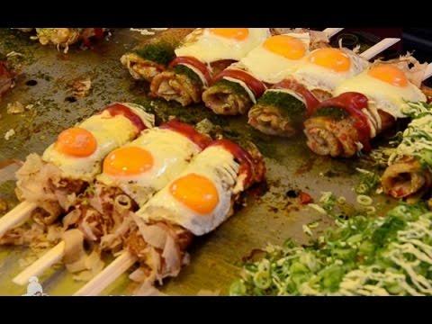 Street Food Japan - A Taste of Delicious Japanese Cuisine ...