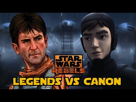 How Disney Changed Wedge Antilles: Canon vs Legends - Star ...
