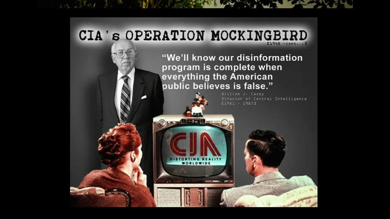 Operation Mockingbird (FakeNews Express) - YouTube