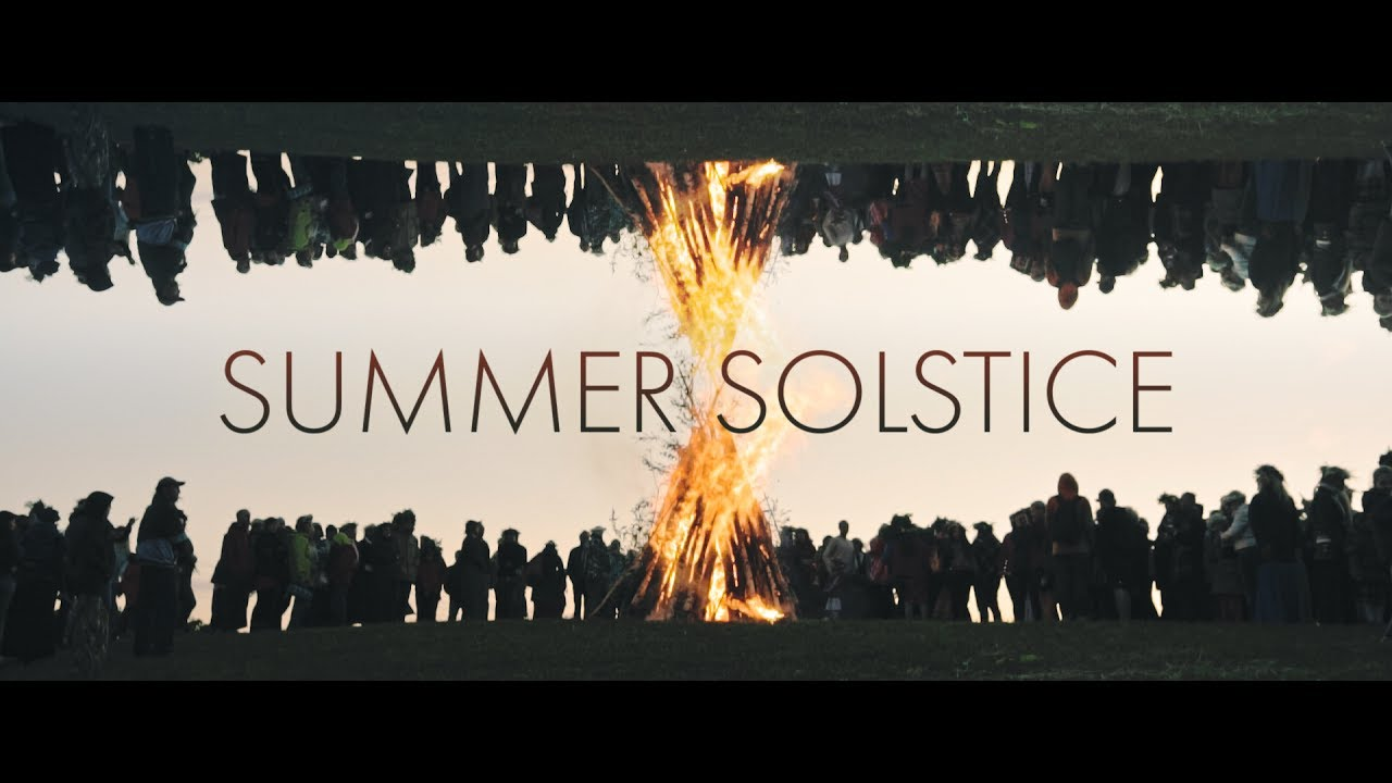 Summer Solstice in Latvia - YouTube