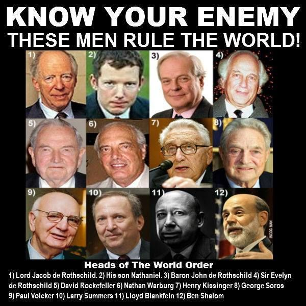 The New World Order - A Very REAL Story! - UFO ...
