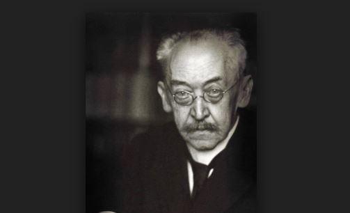 Adolf Harnack.