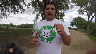 How to build A Coke Bottle Fishing Reel!!