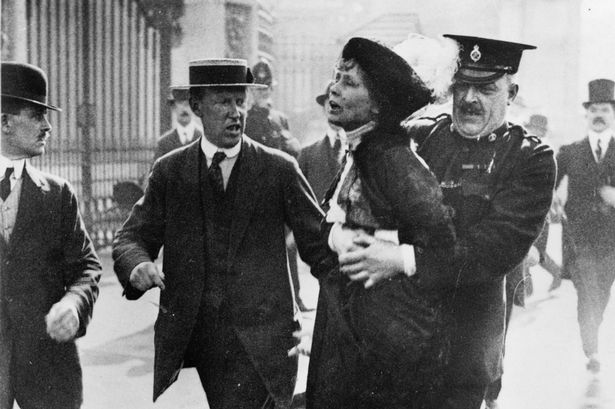Details of 1,300 suffragette arrests - including those of ...