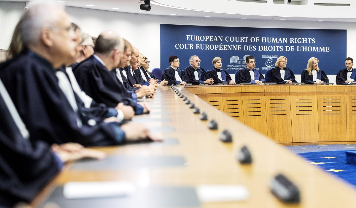 European Court of Human Rights Ruling: Free Speech Bows to ...
