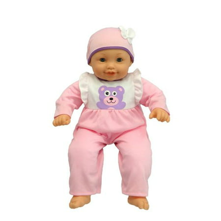 My Sweet Love Cuddly Baby Doll - Assorted (Colors May Vary ...