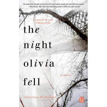 The Night Olivia Fell - Walmart.com