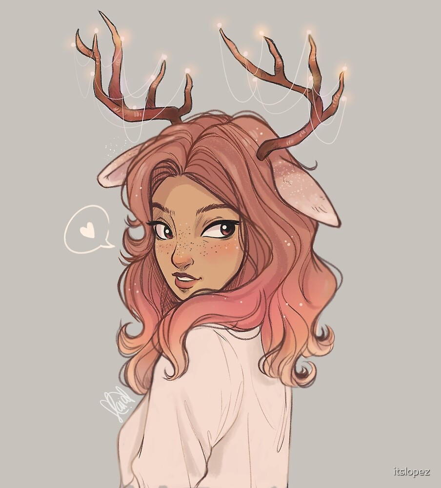 """""""Deer"""" by itslopez 