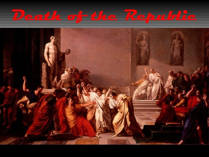 06 21 2009 Death Of The Republic