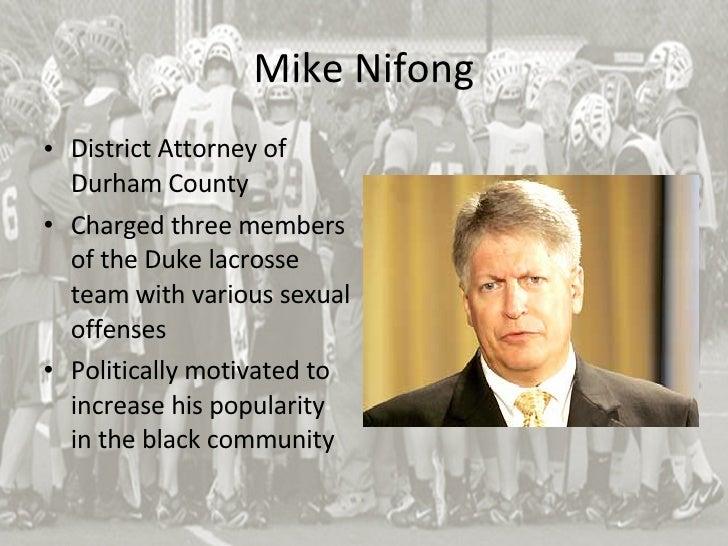 Duke Lacrosse Scandal