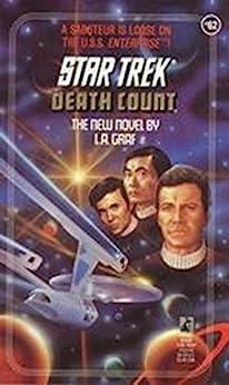 Amazon.com: Death Count (Star Trek: The Original Series ...