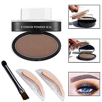 How To Do Eyebrow Makeup With Powder - Makeup Vidalondon