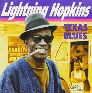 LIGHTNING HOPKINS - Texas Blues - Amazon.com Music