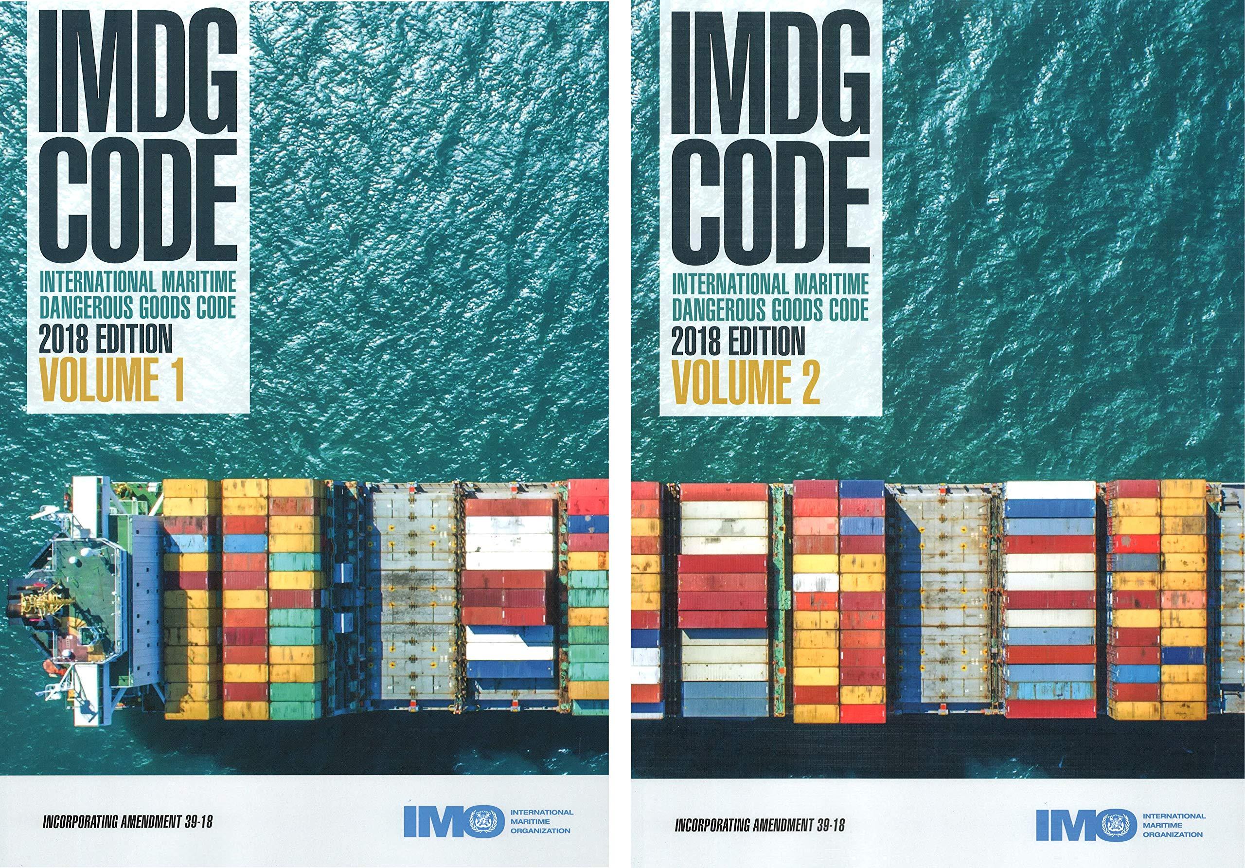Imdg code 2018 pdf