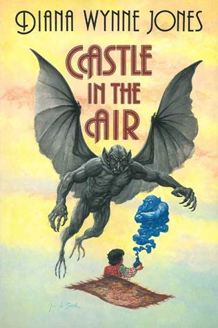 Castle in the Air (Howl's Moving Castle, #2) by Diana ...
