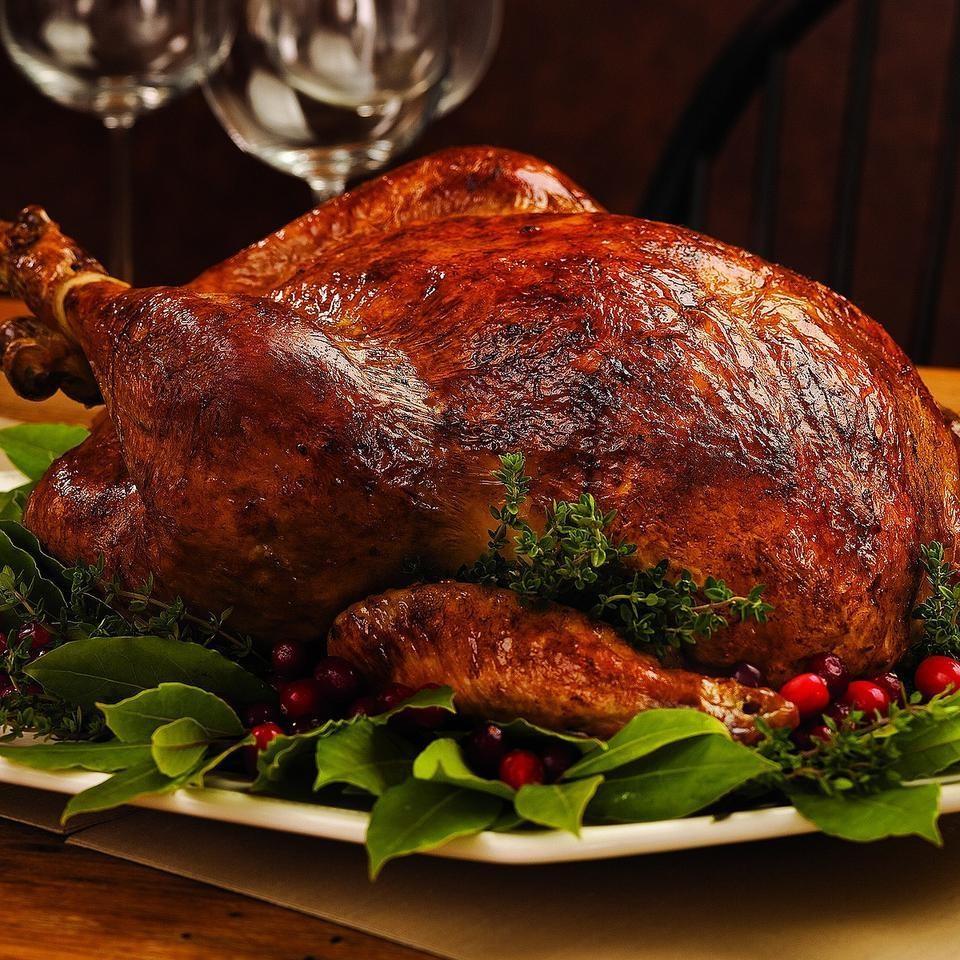 Brine-Cured Roast Turkey Recipe - EatingWell