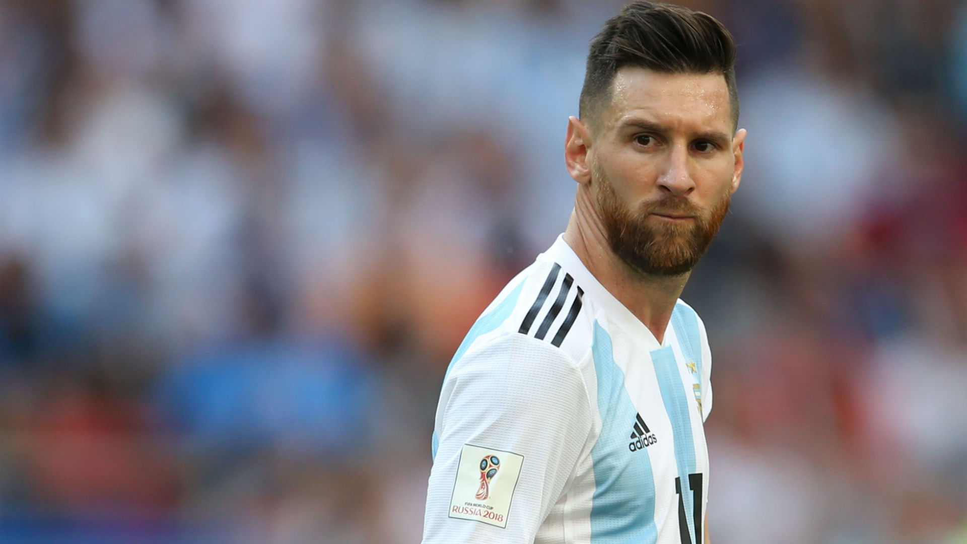 Lionel Messi, Captain, Argentina