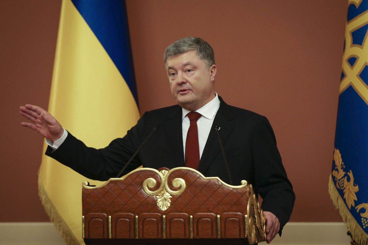 Poroshenko expects lawmakers to pass bill on anti ...