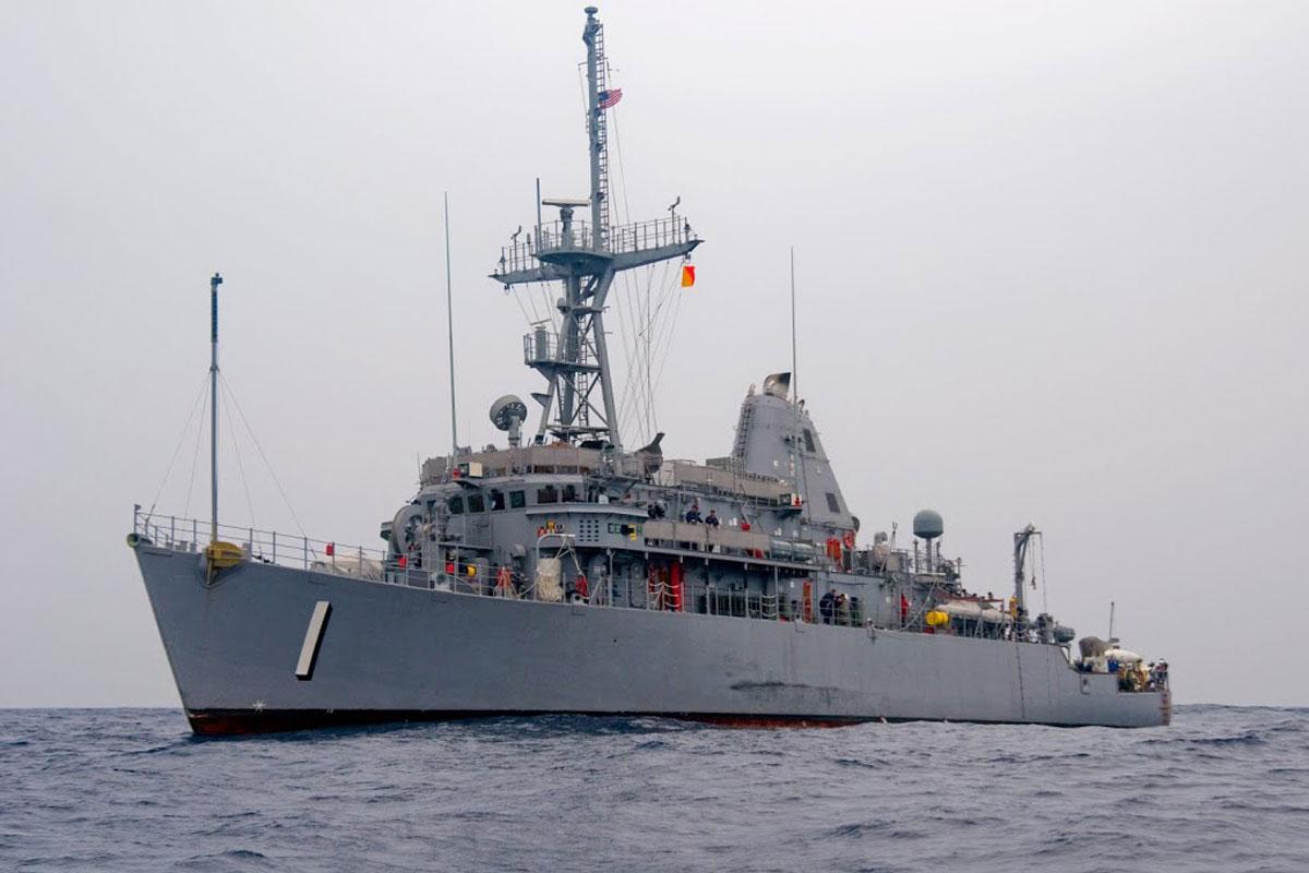 Avenger Class Mine Countermeasures Ships | Military.com