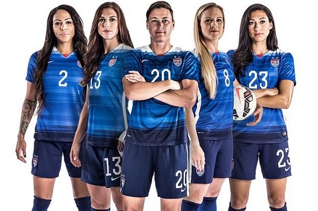 Meet The Badass Women Of The 2015 U.S. Soccer Team