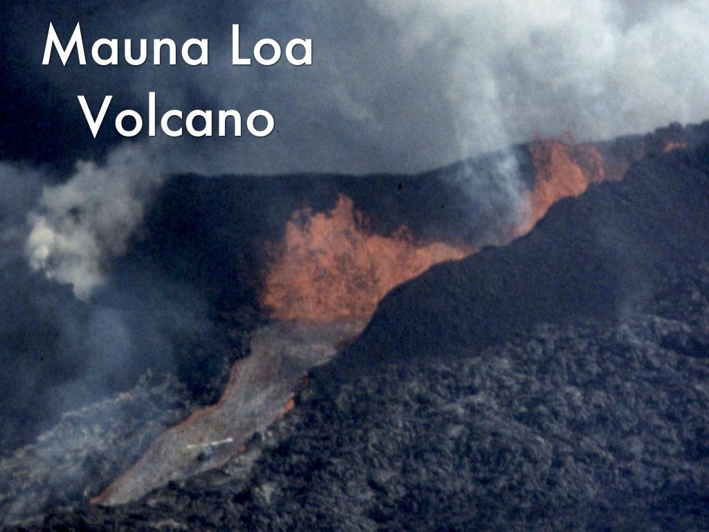 Mauna Loa by Andre Vidal