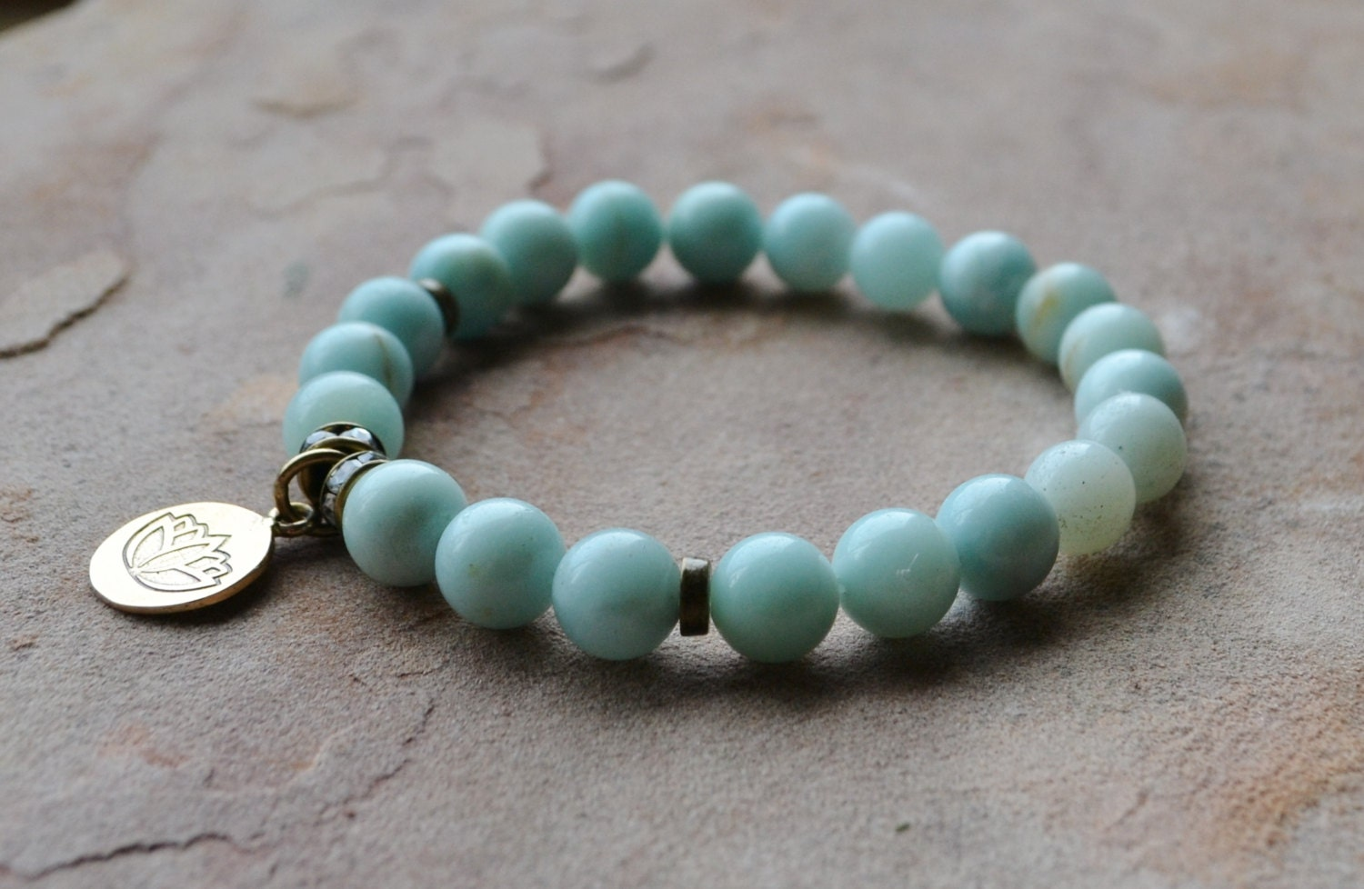 Layering Bracelet Courage Truth Purity Bliss Yoga