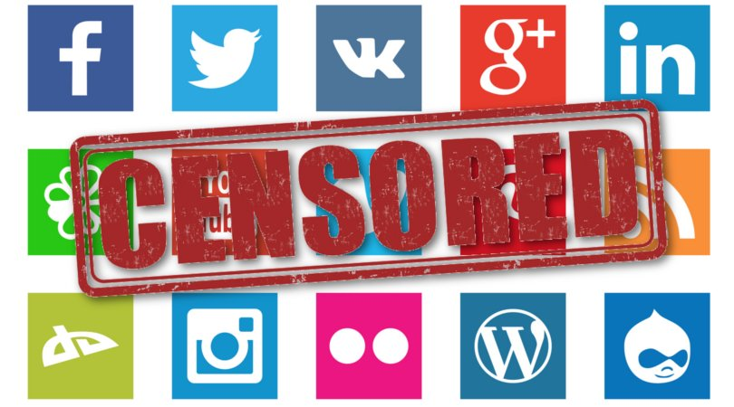 Social Media Censorship is Out of Control | Infostormer.com
