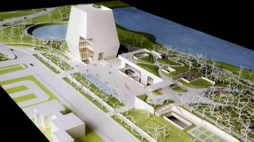The Obamas just revealed a first look at the new Presidential Center in Chicago | Inhabitat ...