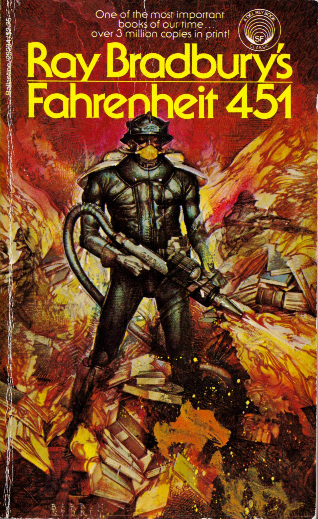 60 Years of Ray Bradbury's Fahrenheit 451 | Interesting ...