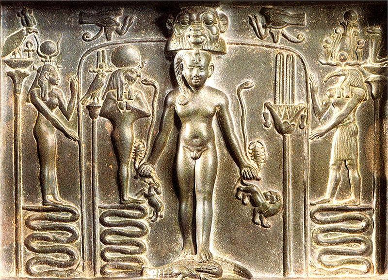 Isis & Thoth   Isiopolis