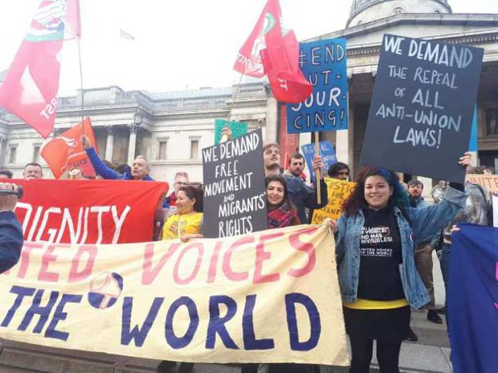 Independent Workers Union of Great Britain – University of ...