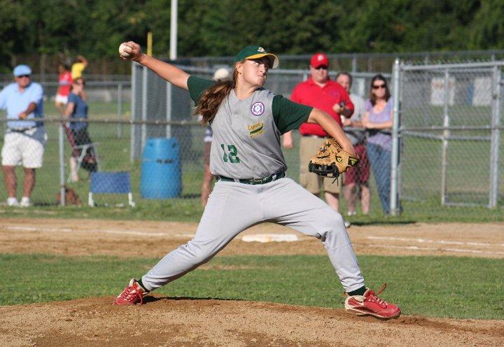 Katie Burt: The Struggle of a Female Baseball Player | You ...