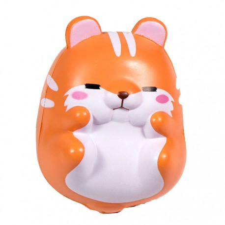 Pom Pom Hamster Squishy - Kawaii Panda - Making Life Cuter