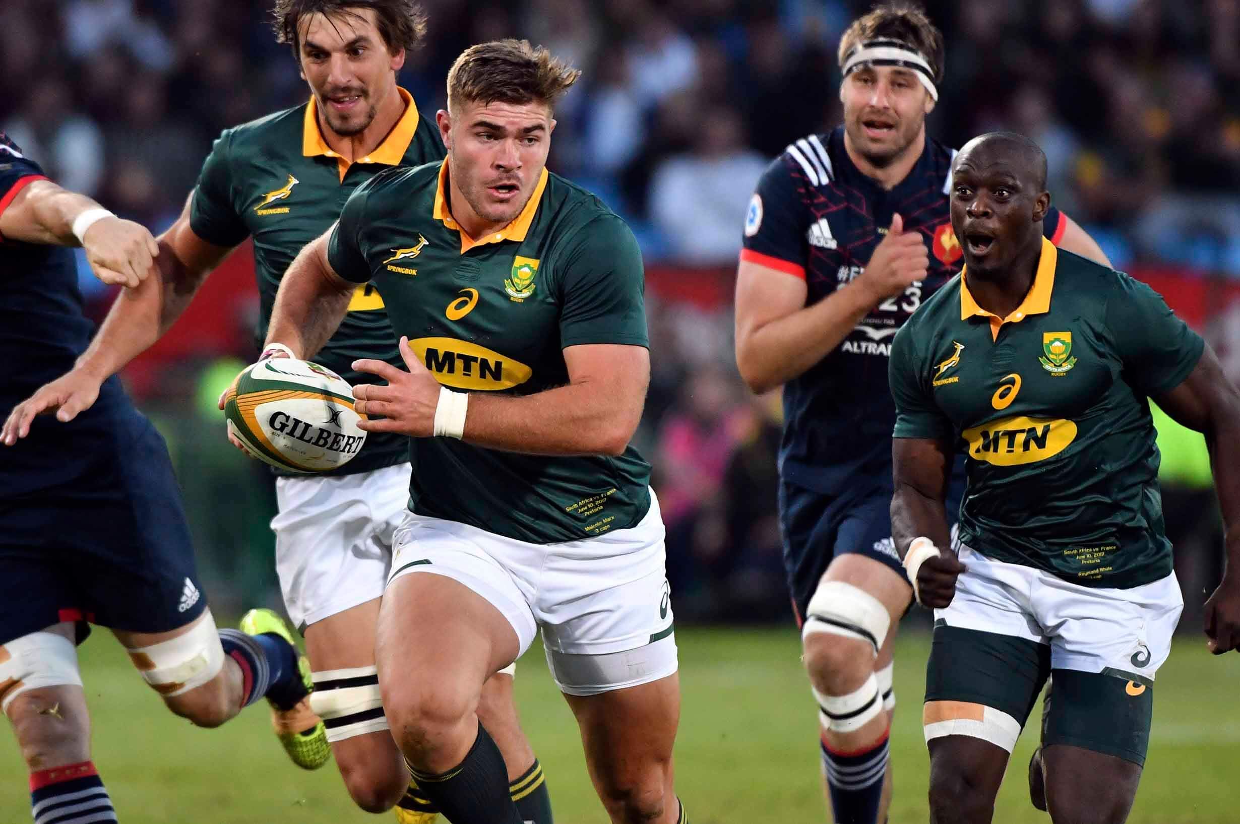 Malcolm Marx | How Good Is The Bok Hooker? | Rugby Championship