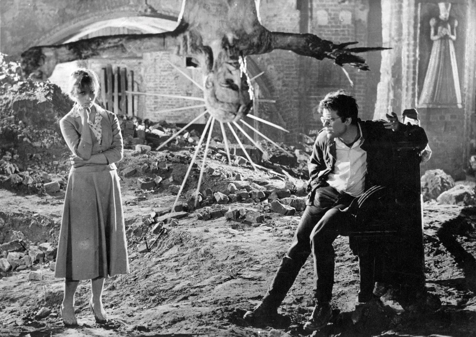 Ashes and Diamonds (Popiól i diament, Poland, 1958) | Nick ...