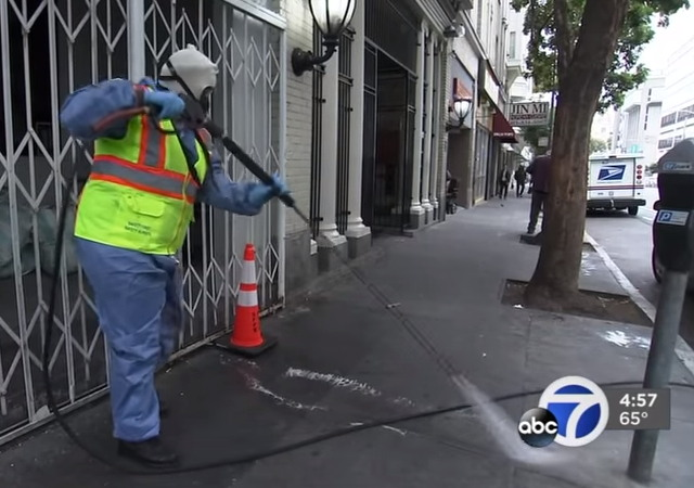 San Francisco Launching New 'Poop Patrol' to Deal With Dirty Streets