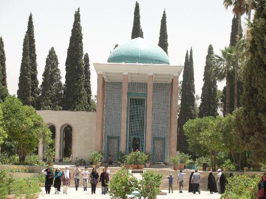 Tomb of Saadi, Shiraz - TripAdvisor