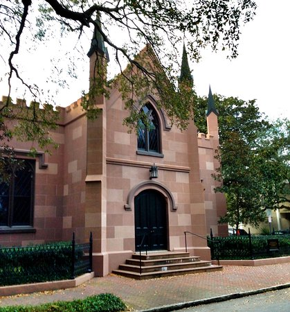 Unitarian Universalist Church of Savannah - TripAdvisor