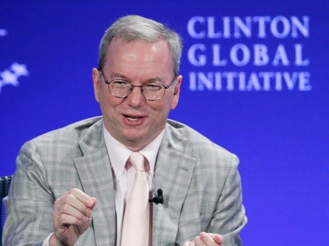 WikiLeaks: Google's Eric Schmidt Planning Hillary's ...
