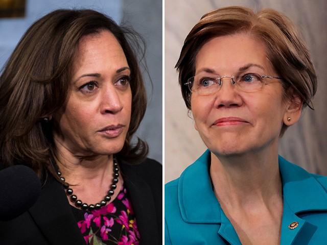 Ethics Group Slams Warren, Harris for Brett Kavanaugh ...