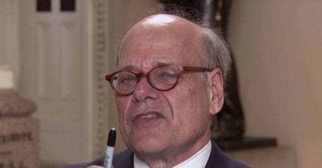 Dem Rep. Cohen Waves a Sharpie While Comparing Trump to O ...