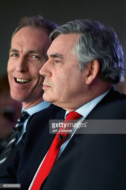 Gordon Brown Images et photos | Getty Images