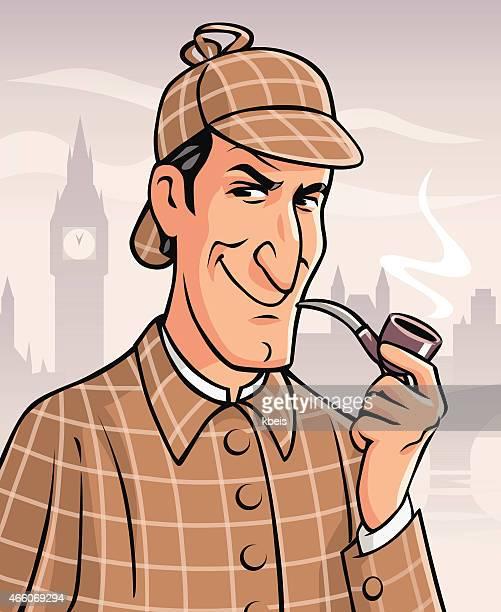 60 Top Sherlock Holmes Stock Illustrations, Clip art ...