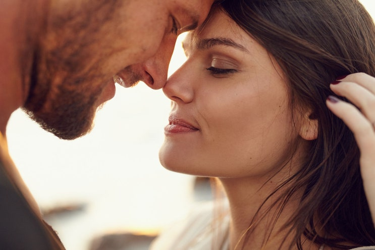 This Is the Amazing Thing That Happens When You Stare Into Each Other's Eyes | Glamour