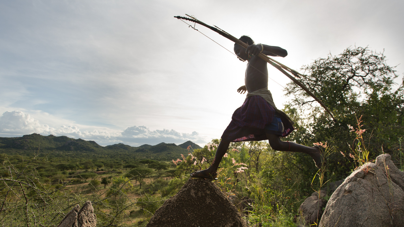 Researchers Strapped Fitness Devices On Hadza Men And ...
