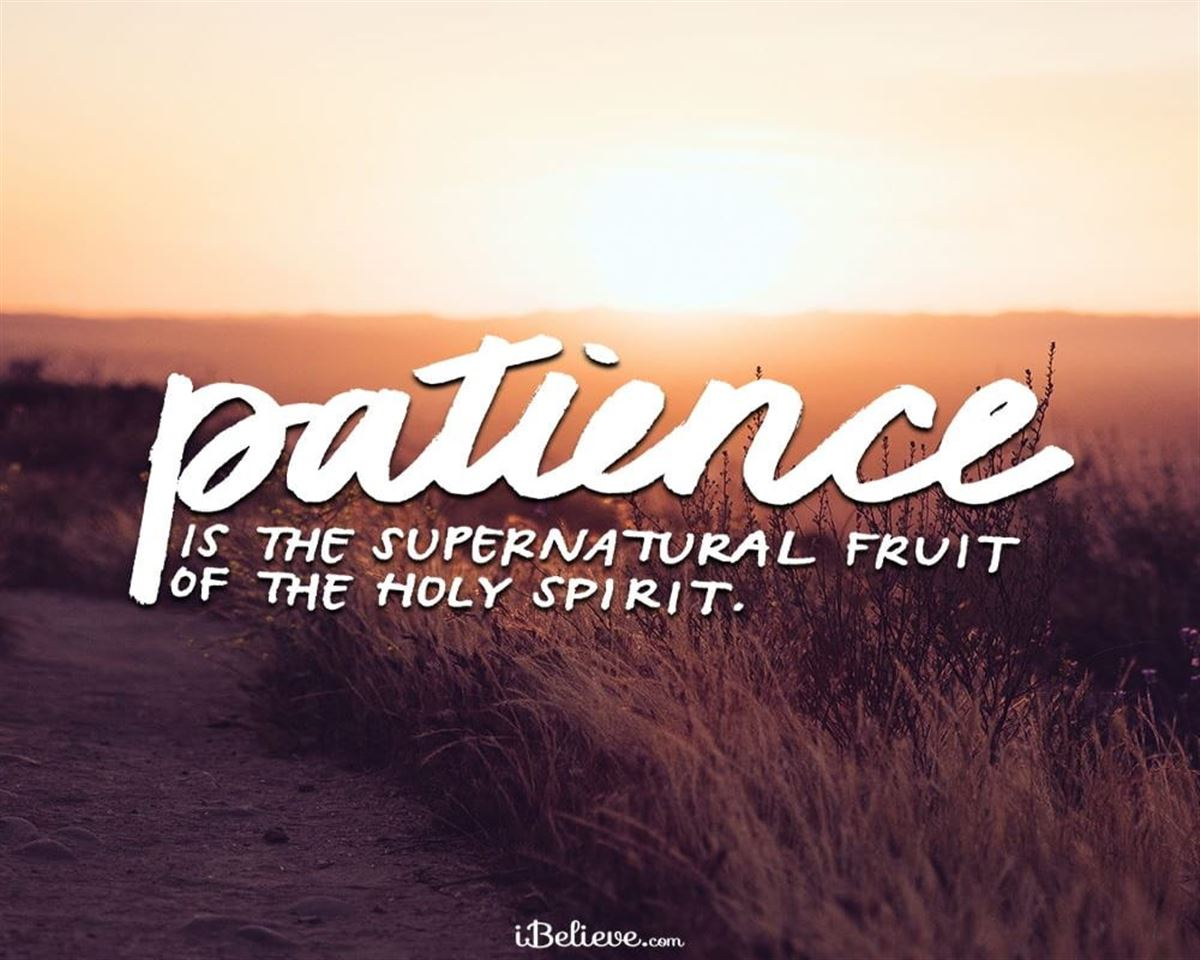 20 Best Bible Verses About Patience - Waiting on God Scripture